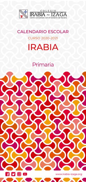 Irabia-Calendario-de-Educación-Primaria-2020-2021