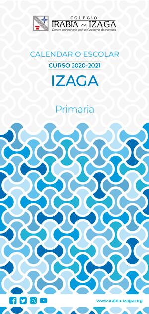 Izaga-Calendario-de-Educación-Primaria-2020-2021