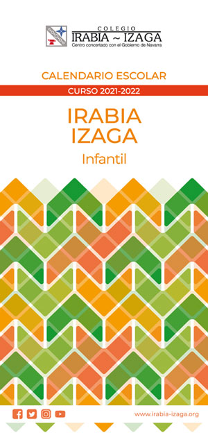 Infantil-Calendario-de-Educación-Infantil-2021-2022