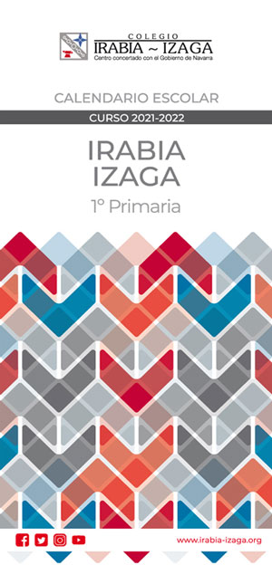 Irabia-Izaga-Calendario-de-Primero-Primaria-2021-2022